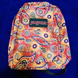 Tas Ransel Backpack Mini Jansport - SERBA 50K