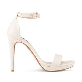 ZALORA Ankle Strap Heels