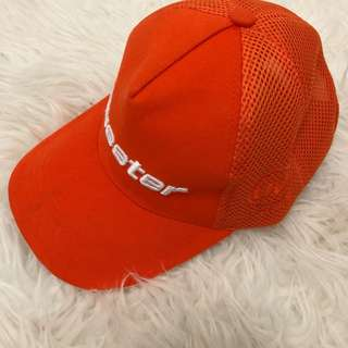 Quester Orange Hat (NEW!)