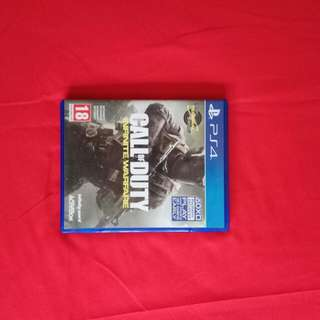 Call of Duty Infinite Warfare PS4 Games