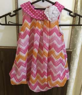 Charity Sale! Baby Essentials baby girl dress size 12 months