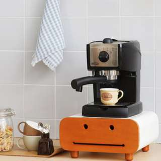 457. Pantry Coffee Capsules Drawer (4 colours)