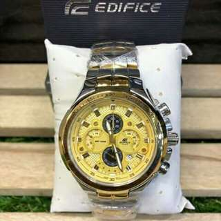 Authentic Edifice Watch