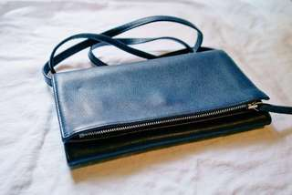 Carre Royal Paris - mini clutch bag
