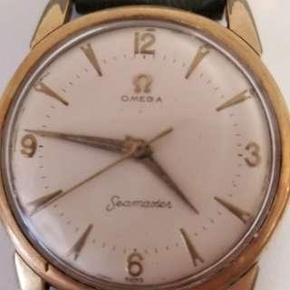 Omega亞米家古董錶