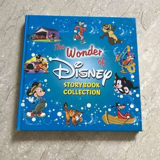 The wonder of Disney storybook collection