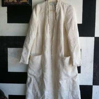 Coat/Long Cardigan Zara
