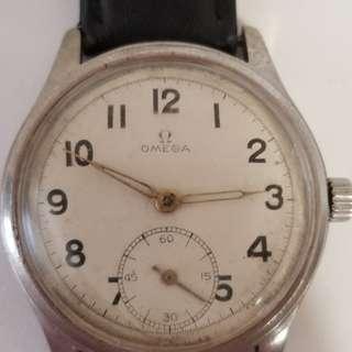 Omega亞米家古董手錶