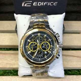 Authentic Edifice Watch