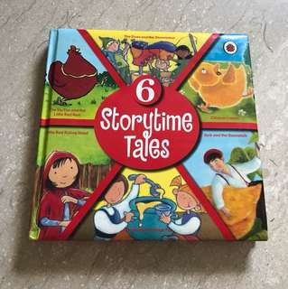 6 story time tales