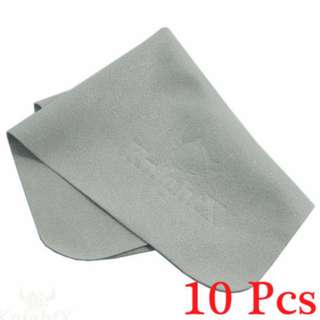 Lens Cleaning Cloth (10 Pieces)