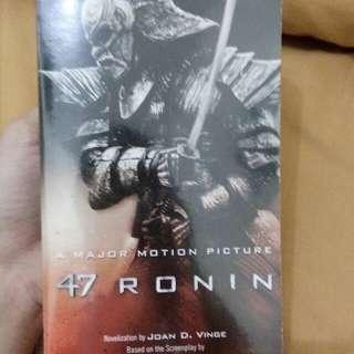 47 Ronin (English)