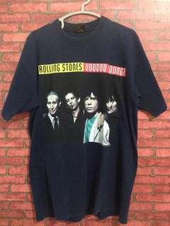 Vintage Rolling stones 1994 tag brockum