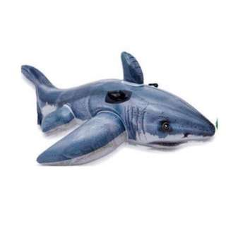 Giant Inflatable Shark Floater for Kids and Adults