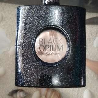 parfum black opium wessaint laurent women 125 ml made in USA