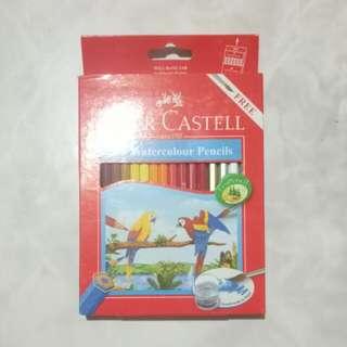 Faber Castell 36 Watercolor Pencils