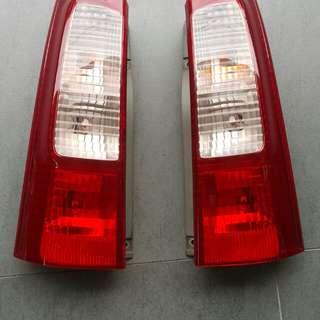 original avanza tail lamp lampu belakang