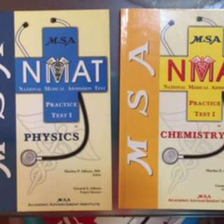 SALE: Complete Set of NMAT Reviewers