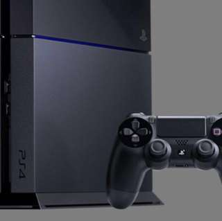 WTS- PS4 Fat (Not Slim Version) 500GB used