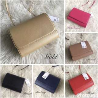 Tas original tag H&M mini clutch sling bag slingbags / shoulder bags / tas selempang