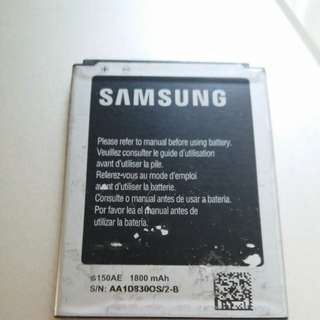 Samsung Core/Core Duo Battery B150AE