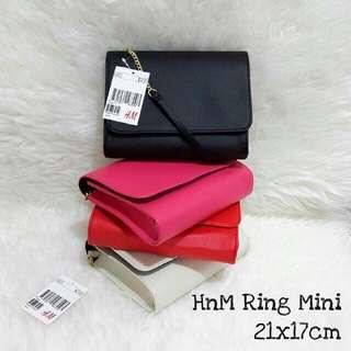 Tas selempang Original tag H&M mini clutch sling bag slingbags