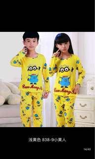 Kids Pajamas Long sleeves