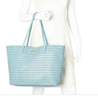 Kenneth Cole Reaction Turquoise Tote Bag 手袋