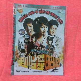 Dvd film Korea