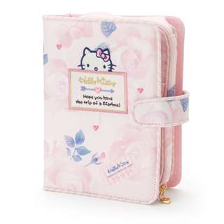Japan Sanrio Hello Kitty Mirror with Pouch (Gurley Travel)