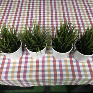 IKEA Green Plants (plastic)