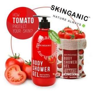 Skinganic Natural Showel Gel 500ml 🍅