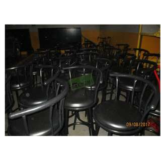 32pcs BS-329 BAR STOOL  DRAFTING CHAIRS--KHOMI