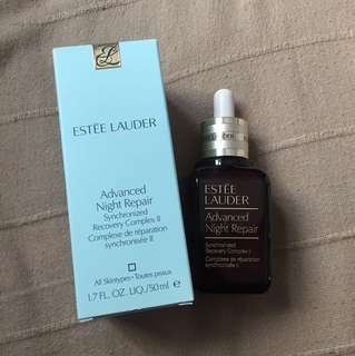 Estée Lauder Advanced Night Repair Synchronized Recovery Complex II 50ml (小棕瓶)