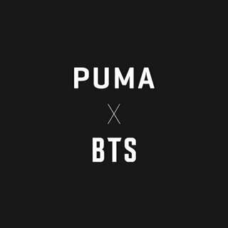 BTS X PUMA NEW COLLABORATION SHOE