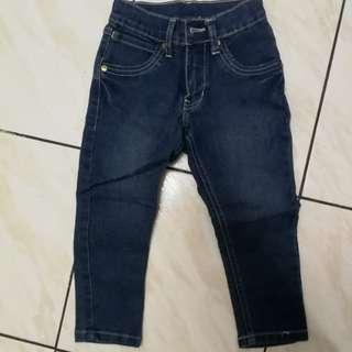 Sm brand Girls Denim Skinny Jeans 3t
