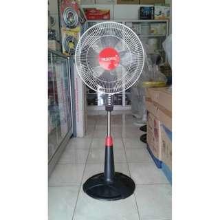 Trisonic Kipas Angin Berdiri Stand Fan - Tipe 1601 - Baling 16 Inch
