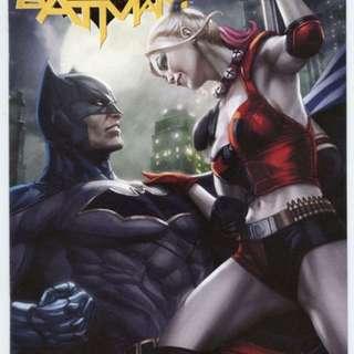 Batman DC Rebirth #1 Artgerm Colour variant
