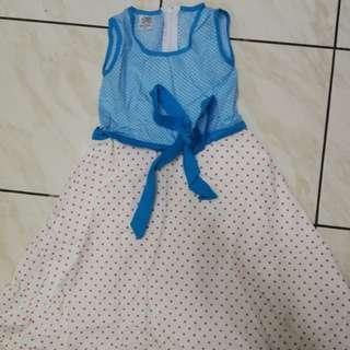 Girls Dress 3-4yo