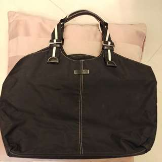 Agnes b 多間隔實用袋 (黑色)