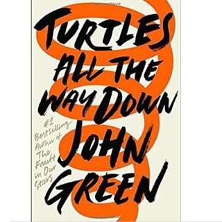 [epub] turtles all the way down - john green