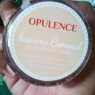 Brand-new opulence mousse cream