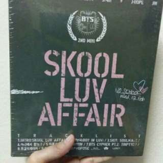 (READYSTOCK) BTS SKOOL LUV AFFAIR