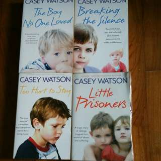 Non-fiction books by Casey Watson