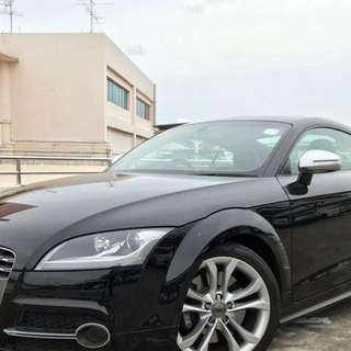 Audi TTS 2.0A DSG Gearbox