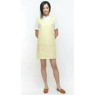 Tweed Dress Ramune