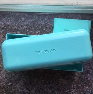 全新Tiffany & Co 原裝眼鏡盒,所有配件齊備