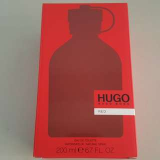Hugo Boss Red EDT Perfume (200ml)