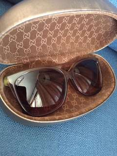 Gucci 太陽眼鏡 sunglasses Sunnies Shades