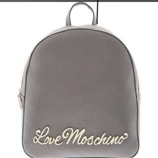 [preorder] Love Moschino backpack